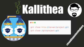 Kallithea - exploit git clone functionality
